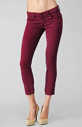 Pinterest Picks - Colored Jeans