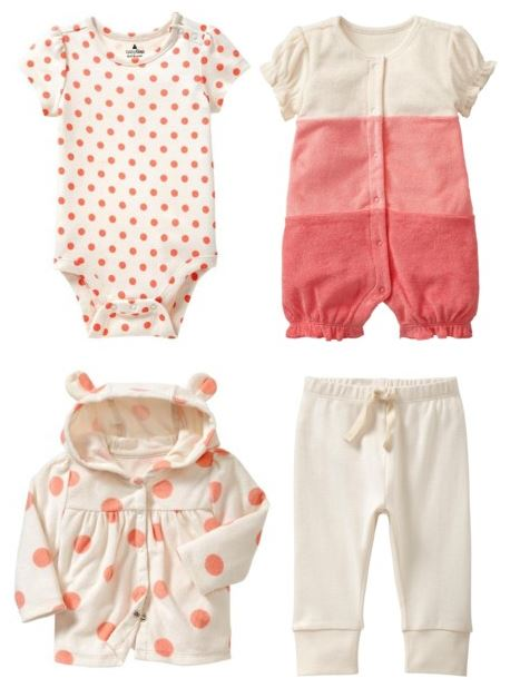 Baby Gap for Girls Style and Cheek