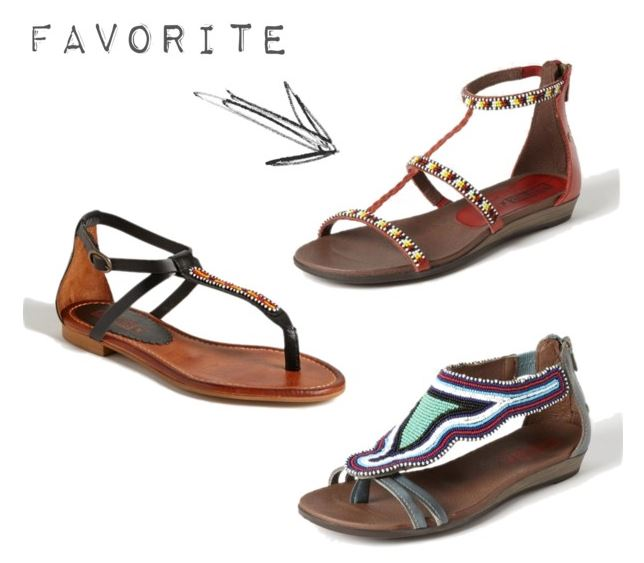 Favorite Sandals - PIKOLINOS