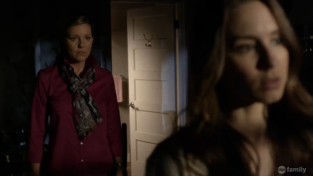 Mrs. DiLaurentis is scary | Pretty Little Liars Cover for Me