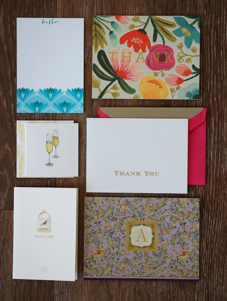 Thank You Cards | Style and Cheek