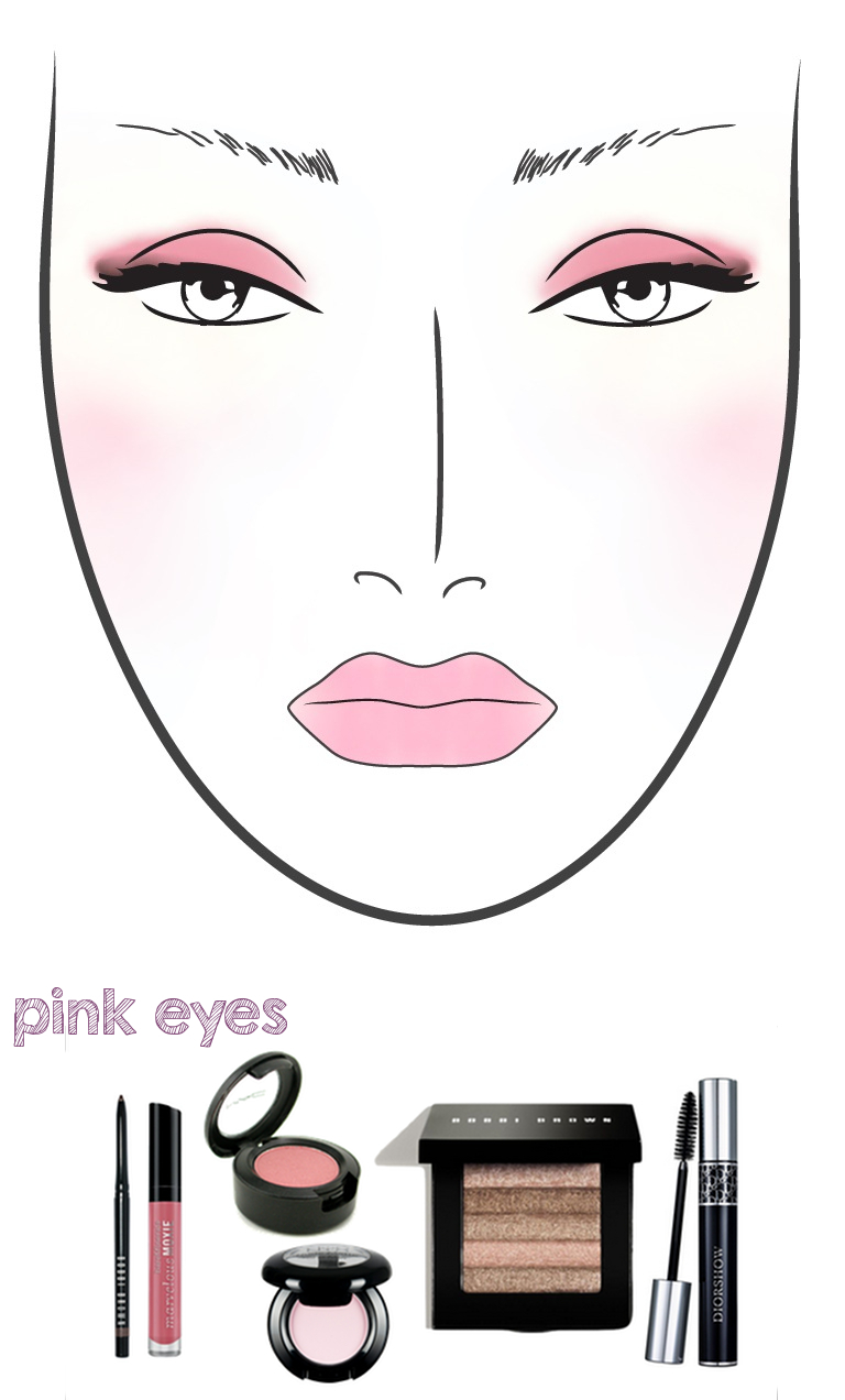 Pink Eyeshadow | The Makeup Lady - Pink Makeup