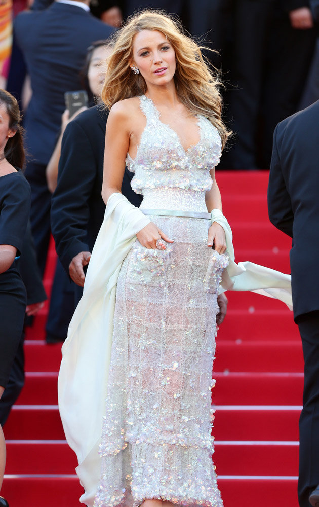 Pinterest Picks Blake Lively Is A Goddess