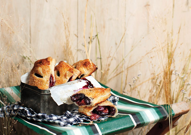 Cherry Hand Pies | bon appétit | Pinterest Picks - Picnic Recipes