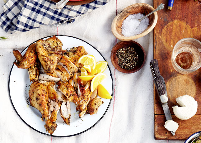 Roast Provençal Chicken | bon appétit | Pinterest Picks - Picnic Recipes