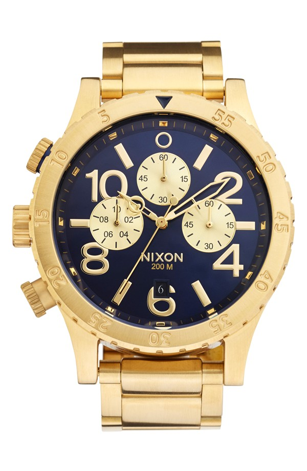 Nixon 'The 48-20' Chronograph Watch, 48mm - Nordstrom Anniversary Sale Early Access 2014