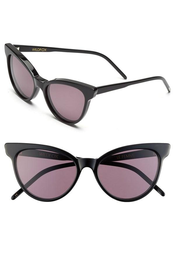Wildfox 'La Femme' 55mm Sunglasses - Nordstrom Anniversary Sale Early Access 2014