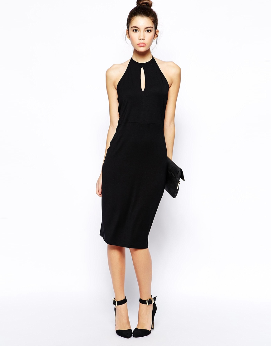 Black dress meaning - Halter Neck Dress Meaning