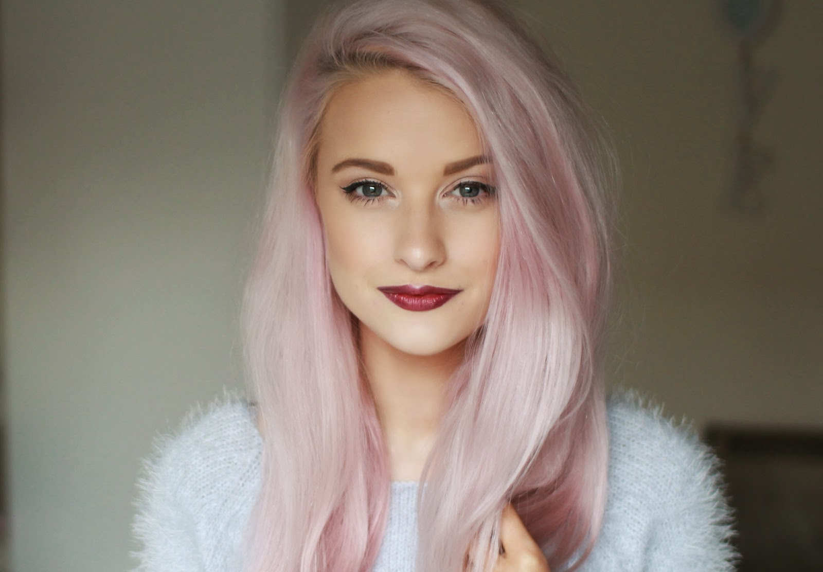 Pinterest Picks Candy Colored Hair