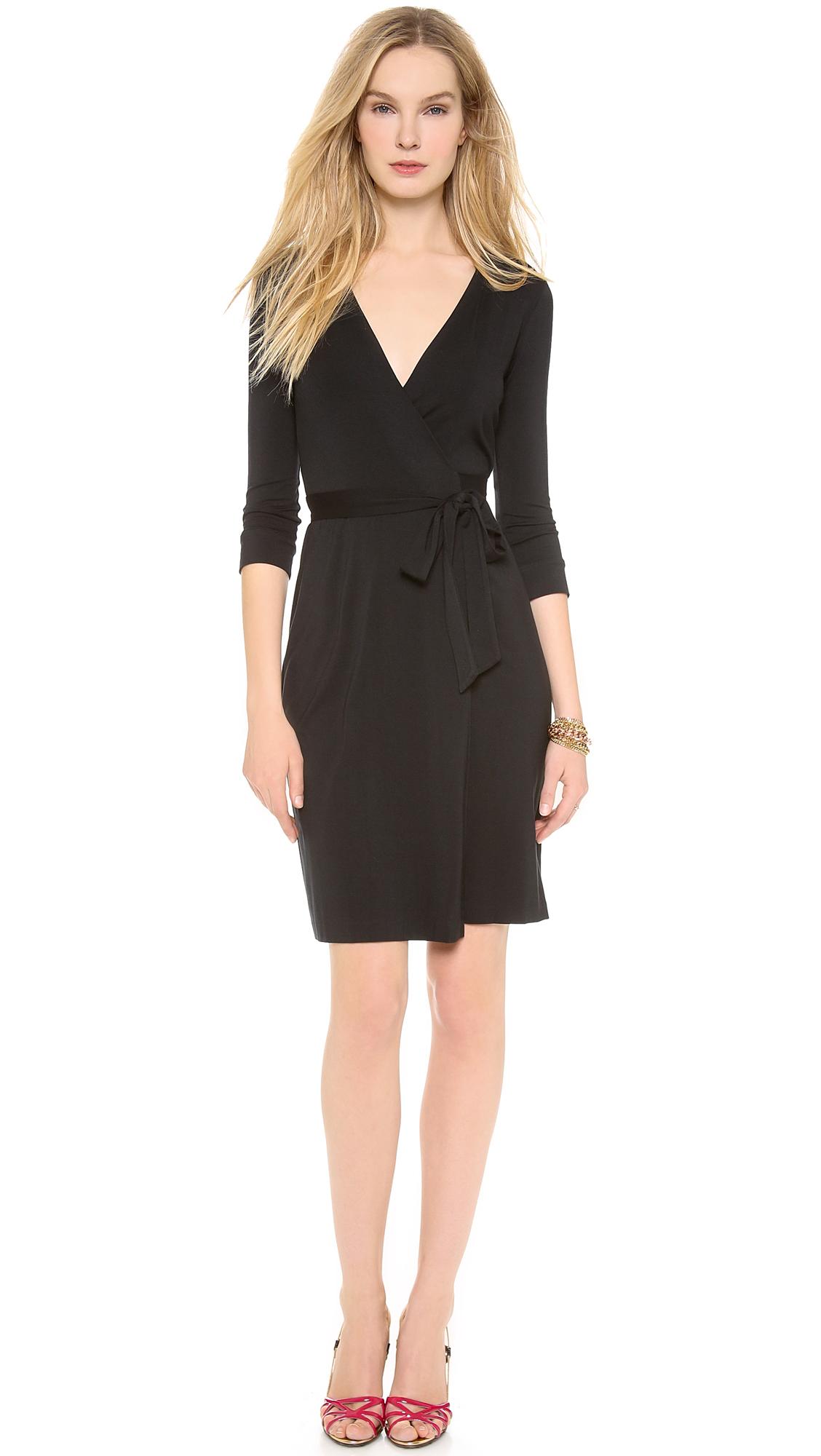 Diane von Furstenberg New Julian Two Wrap Dress | Fancy Friday - Diane von Furstenberg Wrap Dresses
