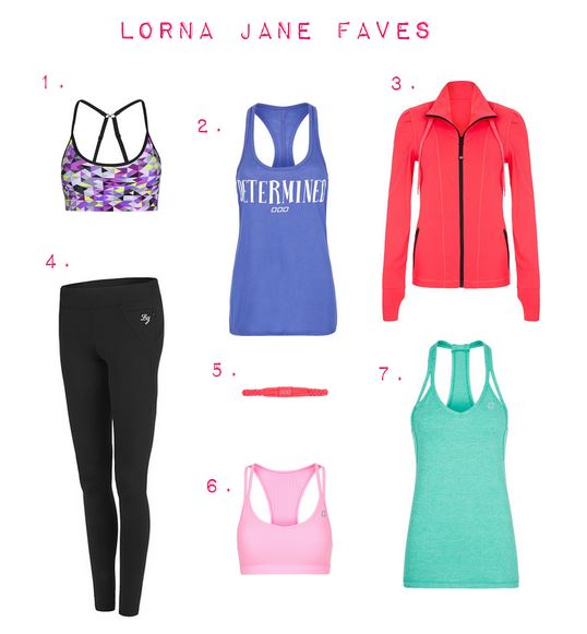 Lorna Jane Favorites | Lorna Jane Bellevue Square