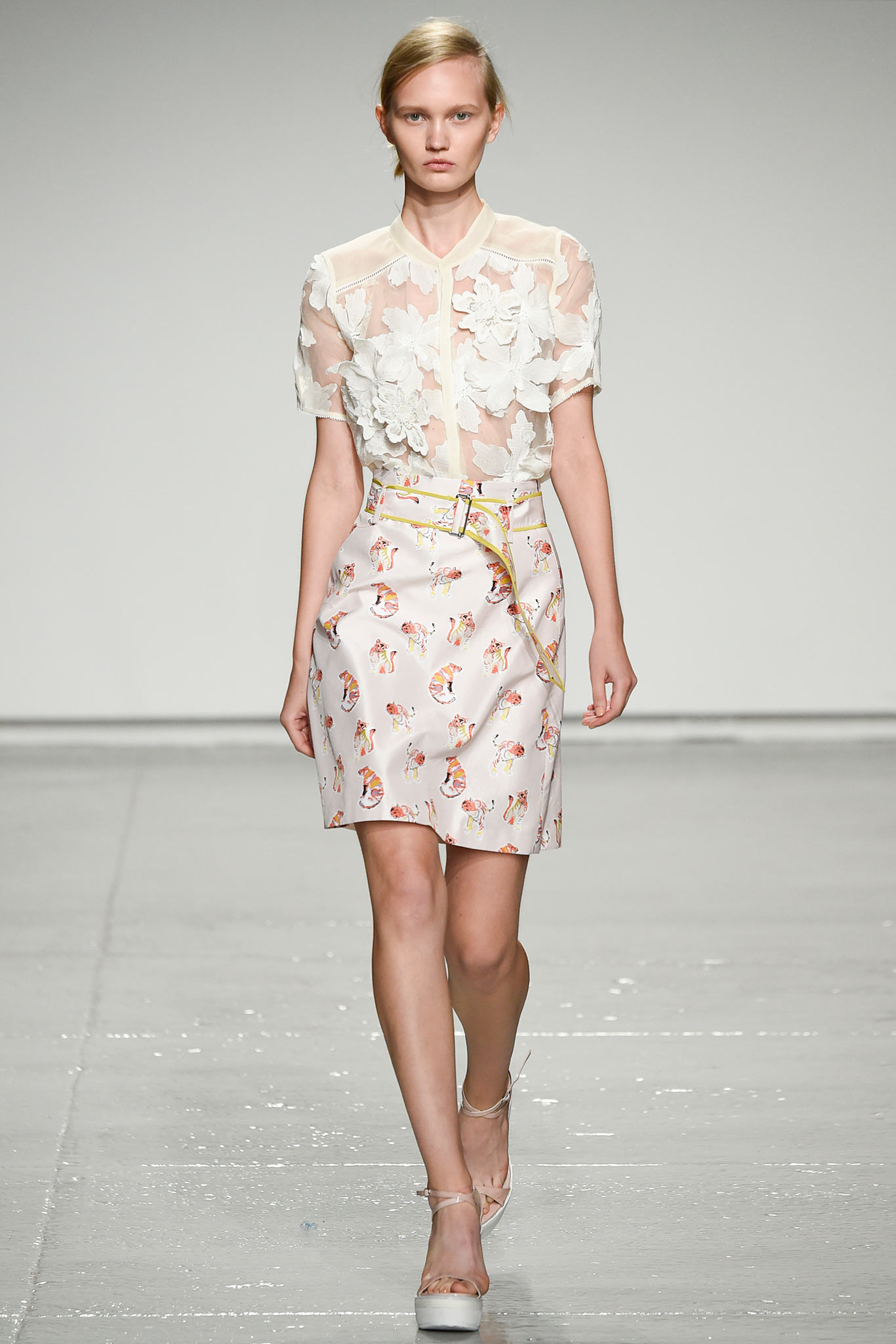 Spring 2015 RTW Rebecca Taylor Look 24 | Spring 2015 RTW Runway Looks