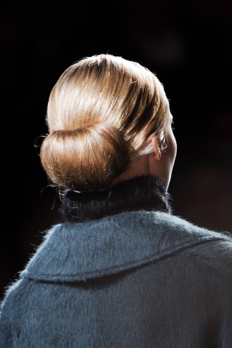 Christian Siriano Fall 2014 Ready-to-Wear Beauty | Pinterest Picks - Fall 2014 Runway Hairstyle Inspiration