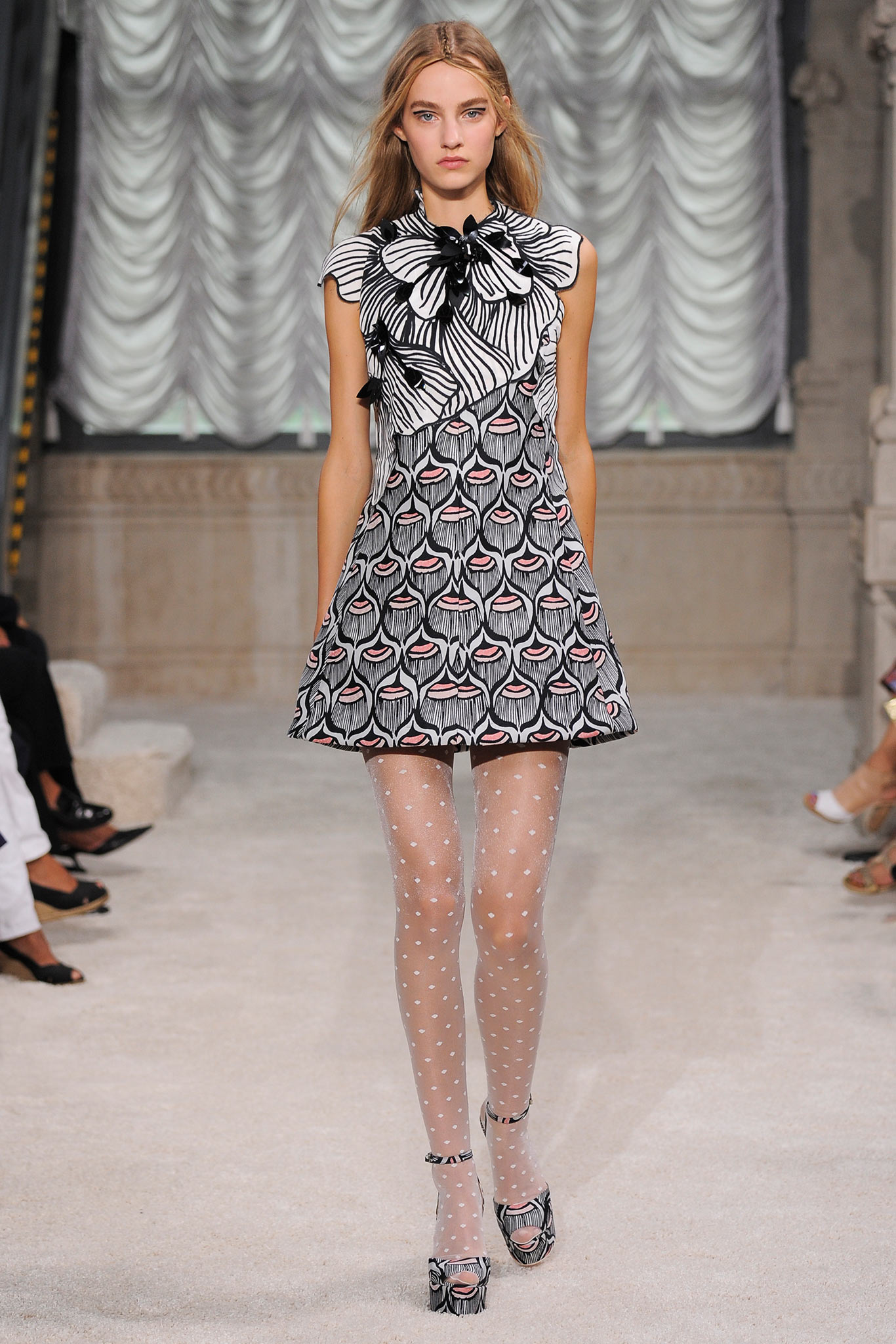 Giamba Spring 2015 RTW Look 33 | Favorite Spring 2015 RTW Runway Looks Part 2