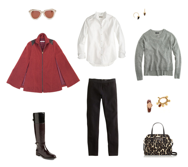 How She'd Wear It with Style and Cheek - Cape Trend Equestrian Style