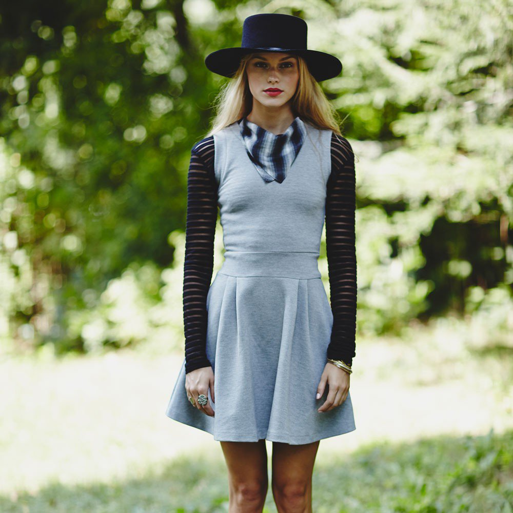Poppy Dress by Amour Vert from Preserve - Blake Lively's Preserve