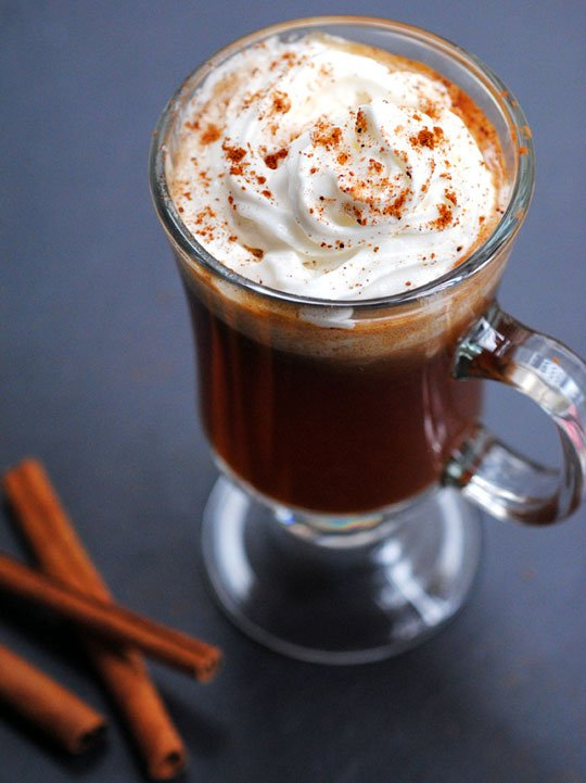 Pumpkin Buttered Rum | The Kitchn | Six Fall Cocktails to Try this Season