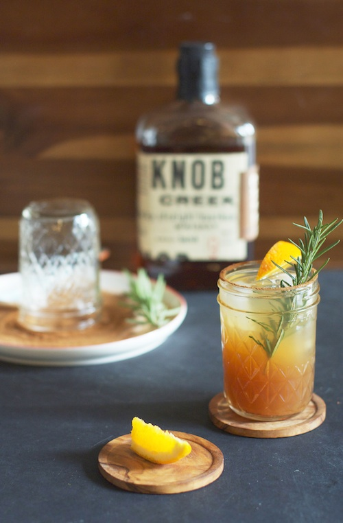 Cocktail Friday: Bourbon Apple Cider | Set the Table | Six Fall Cocktails to Try this Season
