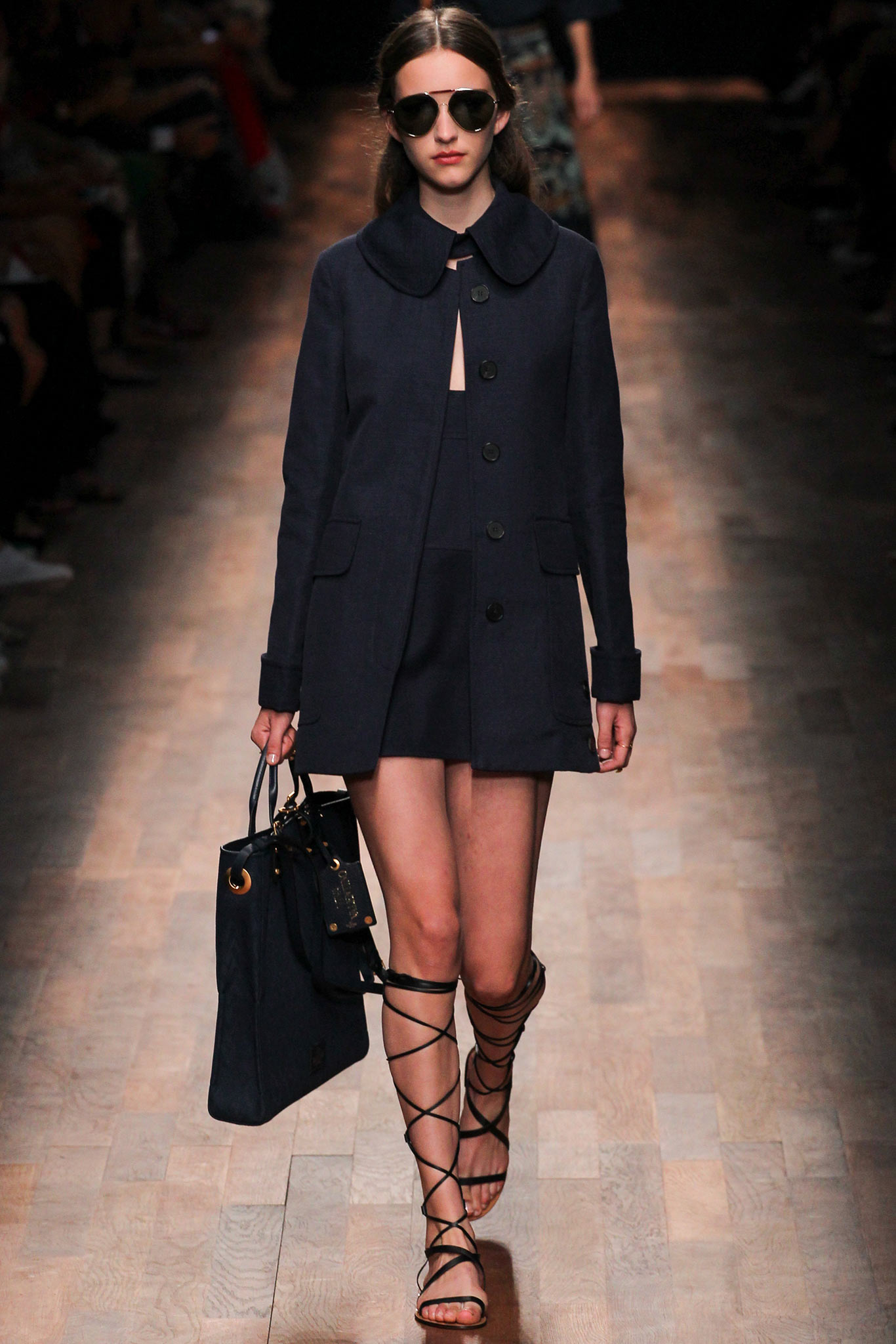 Valentino Spring 2015 RTW Look 2 | Favorite Spring 2015 RTW Runway Looks Part 2