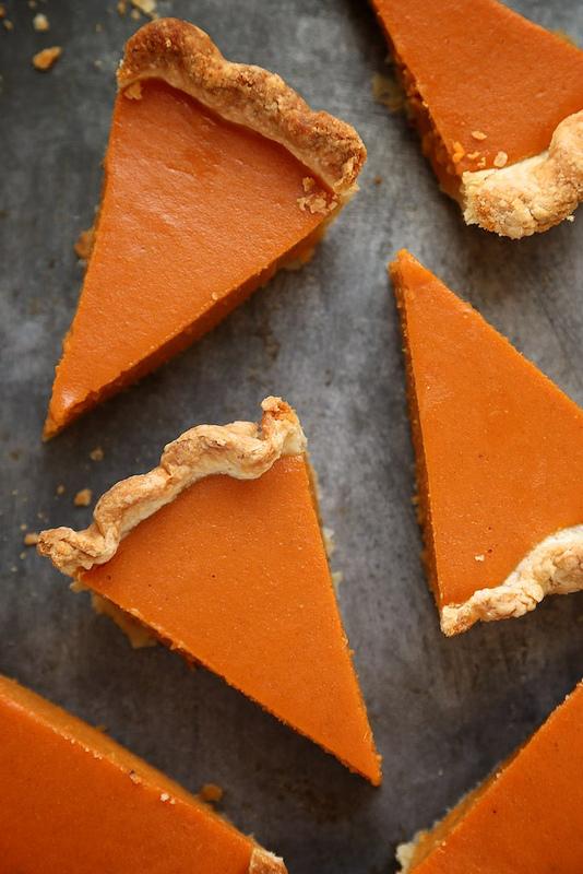 Dad's Sweet Potato Pie | Joy the Baker | Thanksgiving Pie Recipes