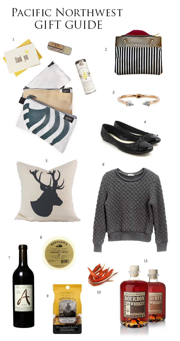 PNW Gift Guide with Style and Cheek