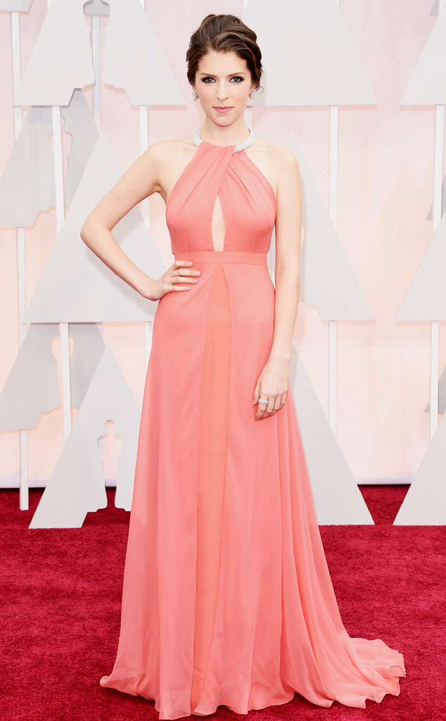 Anna Kendrick in Thakoon at the 87th Annual Academy Awards - Jason Merrit Getty Images
