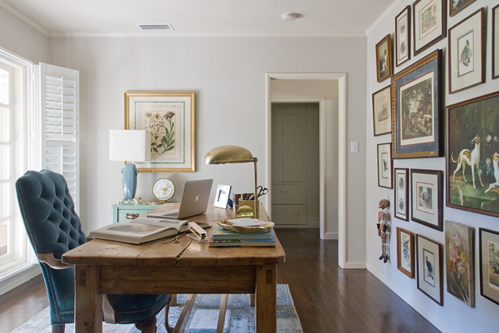 Lisa's House The Office Makeover | Style by Emily Henderson blog
