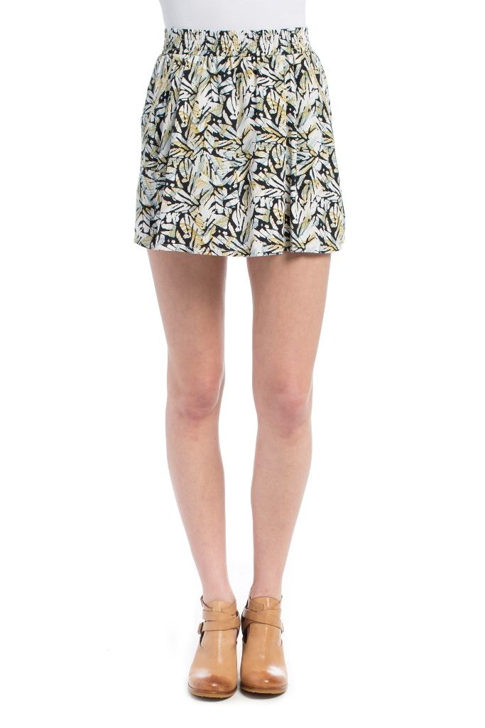 MKT Studio African Print Short Skirt | Five Favorite Prints for Spring with ZebraClub.com