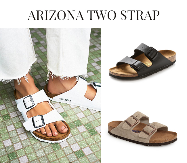 Arizona Two Strap Birkenstock | Birkenstock: The Comfiest Sandal of Them All | Favorite Blog Posts of 2015