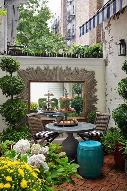 Small NYC Manhattan Gardens City Gardens Lucas Allen   House and Garden UK   Stunning Small Outdoor Spaces