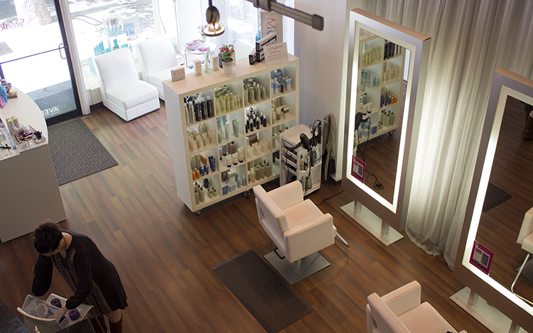 Style bar for having me while the blowout was courtesy of swink the