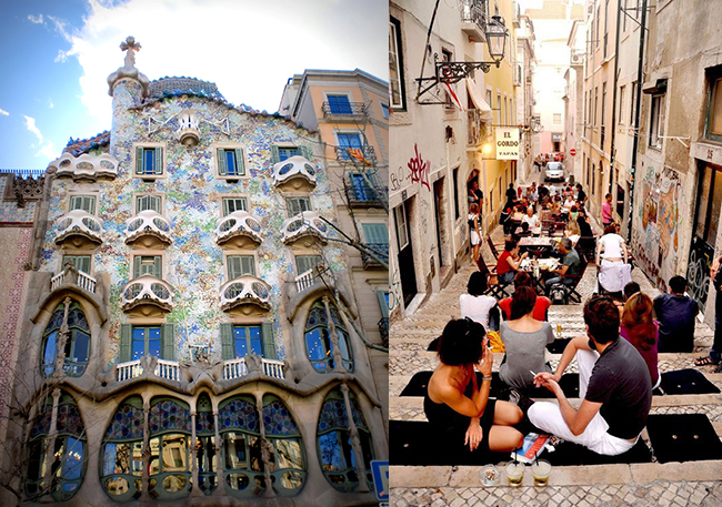 Barcelona Spain| Top Five Travel Destinations