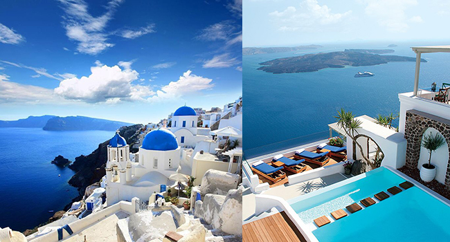 Santorini Greece | Top Five Travel Destinations