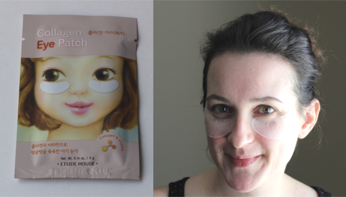 Etude House Collagen Eye Patches | Korean Beauty Products | Beauty Basics
