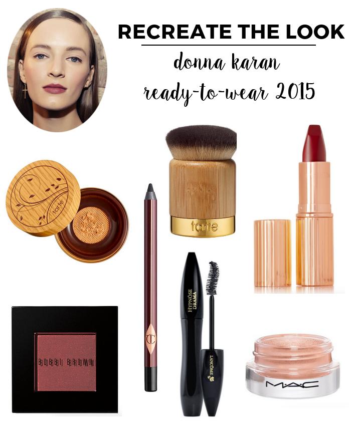 recreate the look donna karan