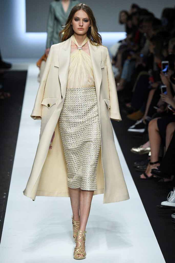 Ermanno Scervino Spring 2016 Ready to Wear Look 1 | Spring 2016 Ready to Wear Runway Looks