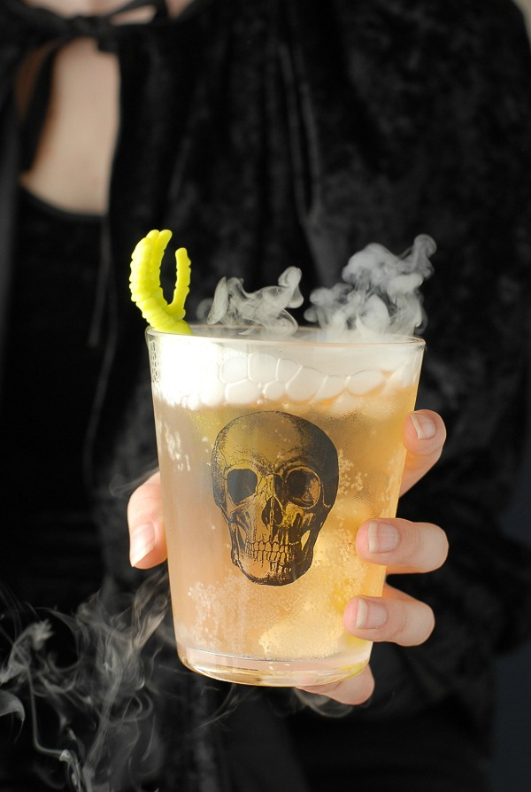 The Grave Digger Cocktail | Boulder Locavore | 8 Eerie Halloween Cocktails