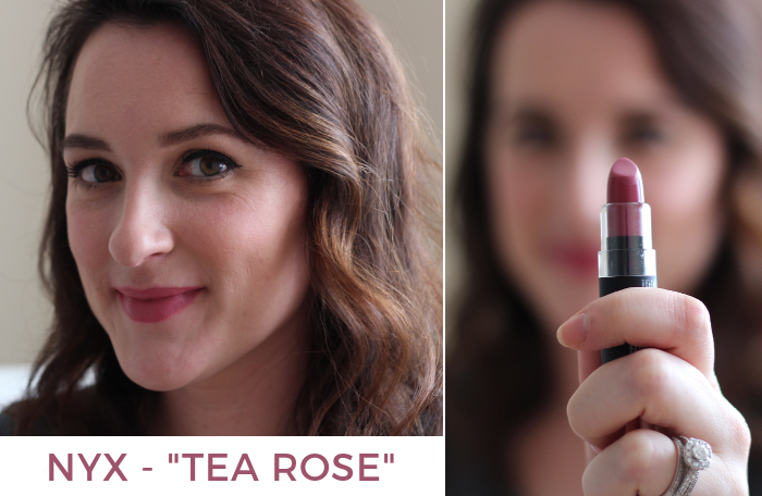 Must Have Lips for Fall - NYX Tea Rose | Beauty Basics