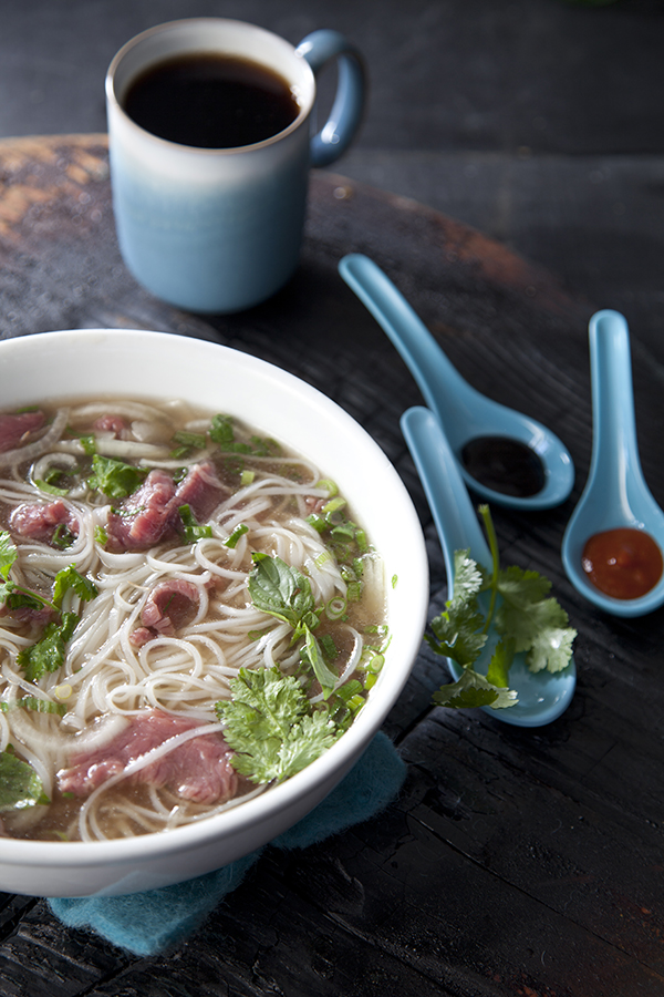 Beef Pho | Salted and Styled | Hangover Cures