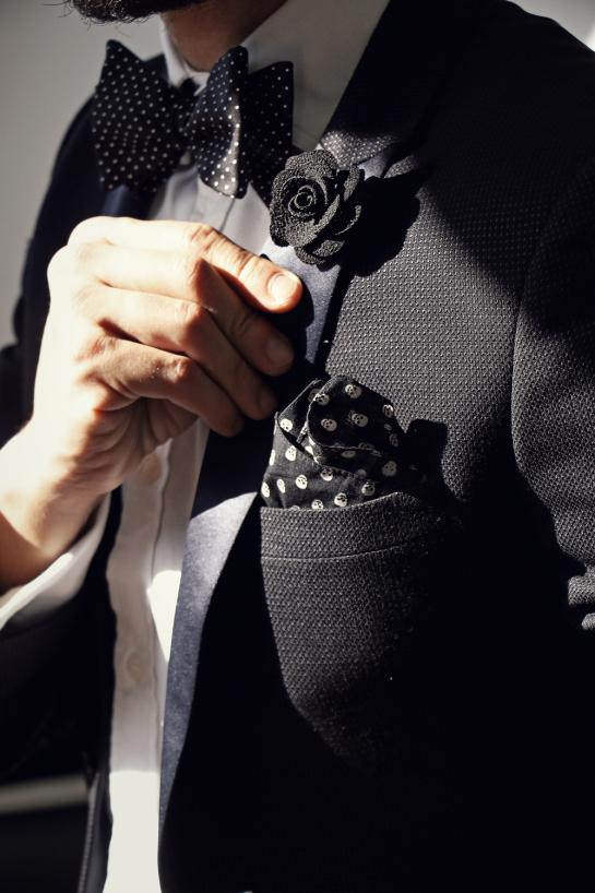 Born in a Black Tie | What My Boyfriend Wore | Fall Menswear Style Inspiration