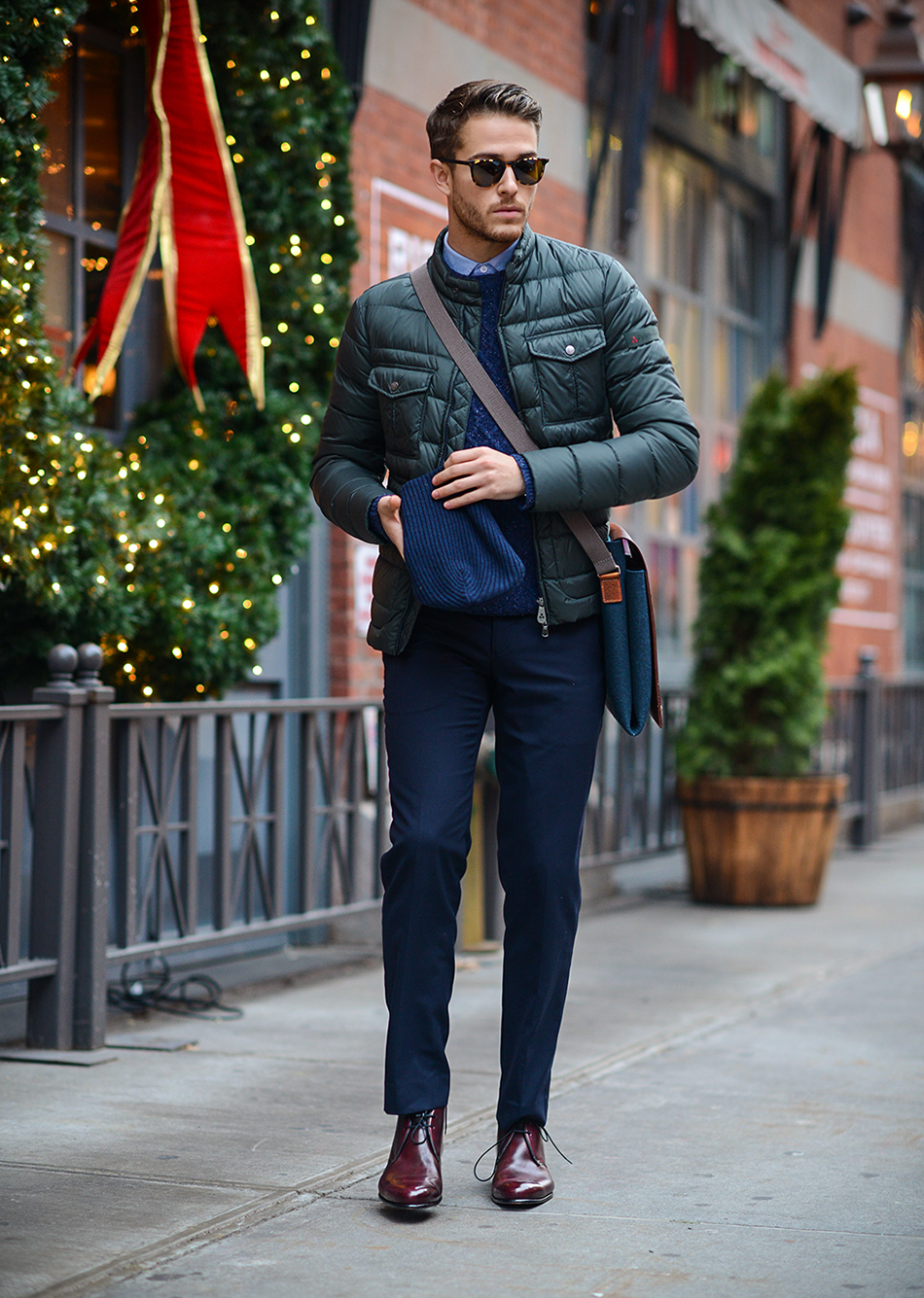 Evergreen | I Am Galla | Fall Menswear Style Inspiration