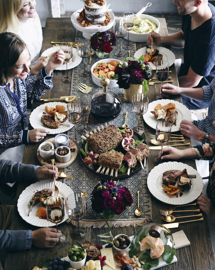 Friendsgiving Menu | What's Gaby Cooking | Friendsgiving Inspiration