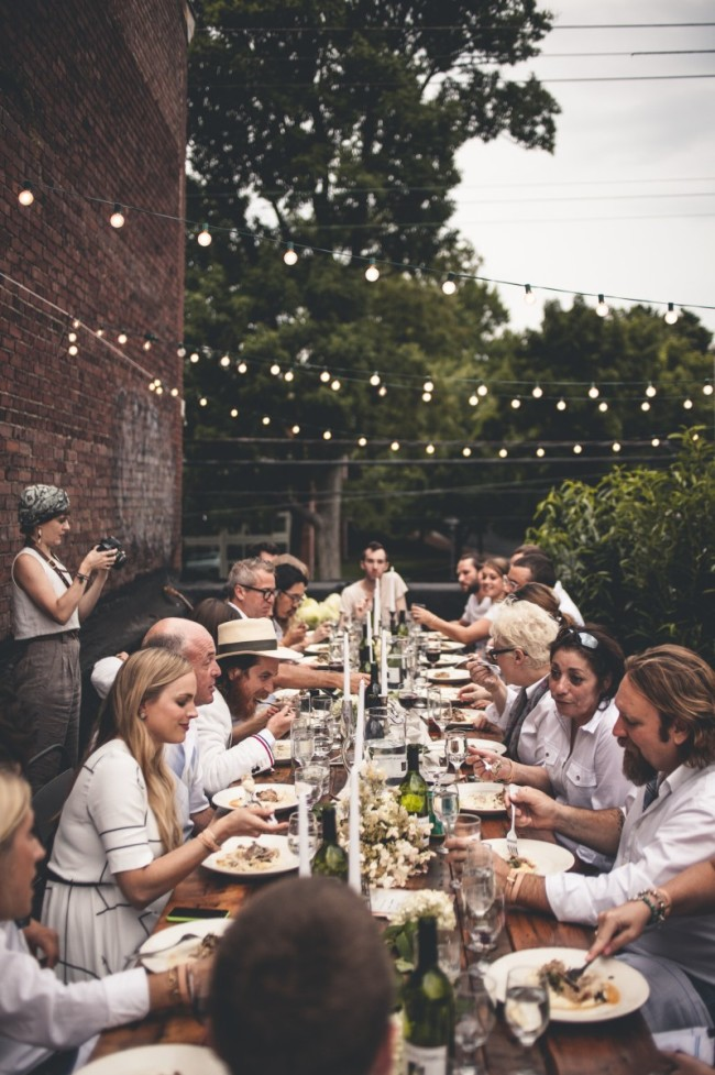 SOUTH | A Rooftop Dinner with Masterchef Season 5 Competitors Elizabeth Cauvel and Dan Wu | Offbeat and Inspired | Happy Thanksgiving!
