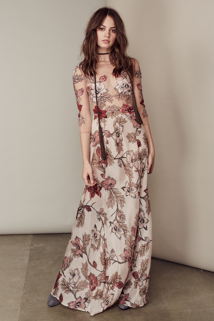 For Love and Lemons Sierra Maxi Dress | Sexy New Year's Eve Dresses