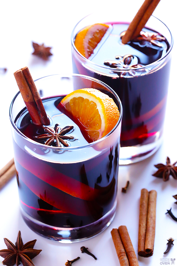 Mulled Wine Gimme | Some Oven | Winter Cocktails