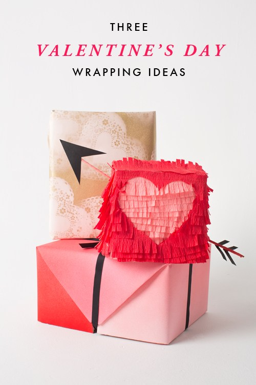 Valentine's Day Ideas - 3 Valentine's Day Wrapping Ideas | The House That Lars Built