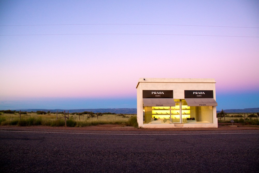 Art Under 200 - Prada Marfa Dawn | Gray Malin
