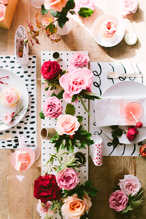 Valentine's Day Ideas - Valentine's Day Inspired Shoot | The Shift Creative