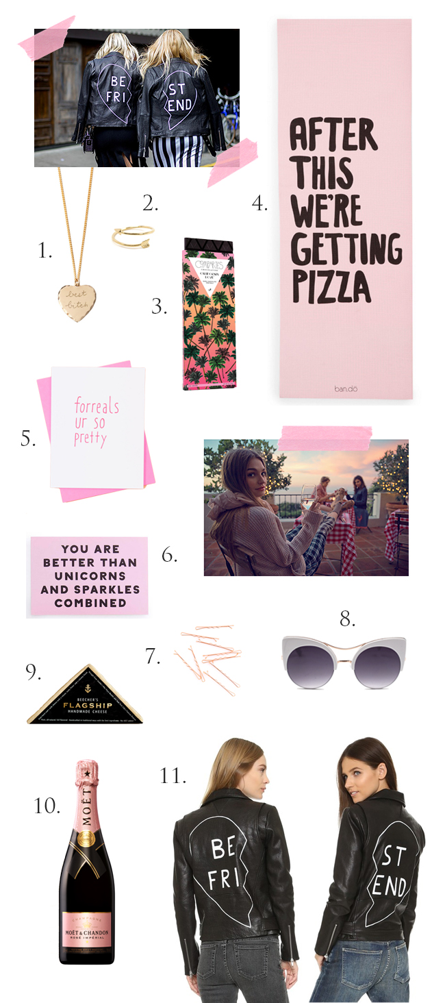 Galentine's Day Gift Guide 2016