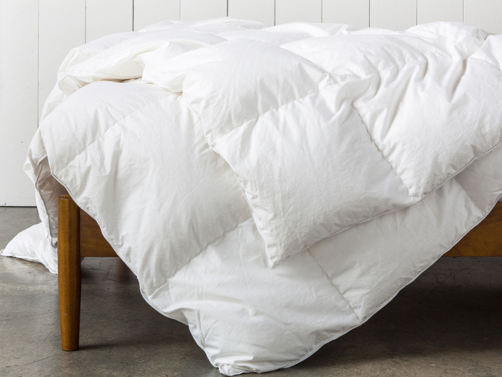 Parachute Bedding Review - Down Duvet | Parachute